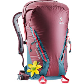 Deuter W's Gravity Rock&Roll 28 Backpack maron/arctic